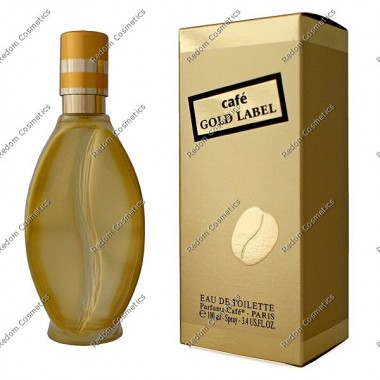 Cafe gold woda toaletowa 100 ml spray