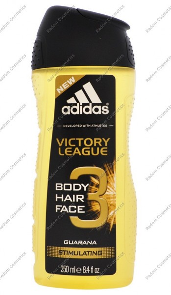 Adidas victory league Żel pod prysznic 250 ml