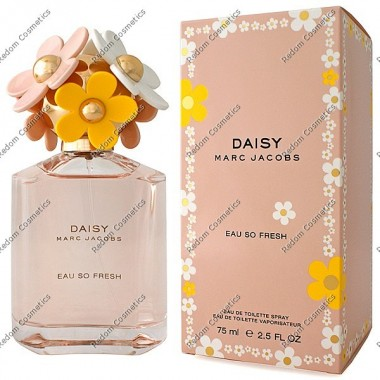 MARC JACOBS DAISY EAU SO FRESH WODA TOALETOWA 75 ML SPRAY