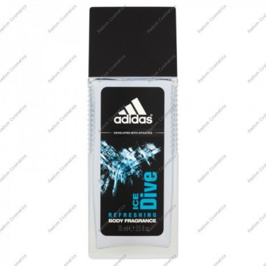 ADIDAS ICE DIVE DEZODORANT 75 ML ATOMIZER