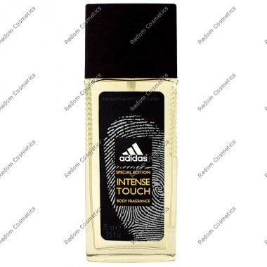 Adidas intense touch dezodorant 75 ml atomizer