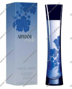 Giorgio armani code for women woda toaletowa 75 ml spray