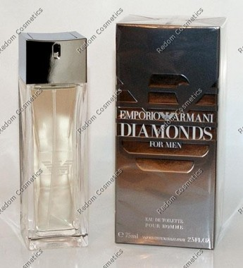 Giorgio armani emporio diamonds pour homme woda toaletowa 30 ml spray