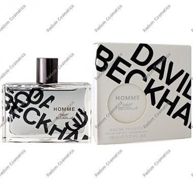 David beckham homme woda toaletowa 50 ml spray
