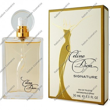 Celine dion signature woda toaletowa 30 ml spray