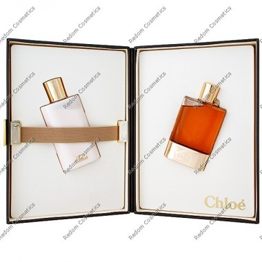 Chloe love intense women woda perfumowana 50 ml spray + perfumowany balsam do ciaŁa 100 ml