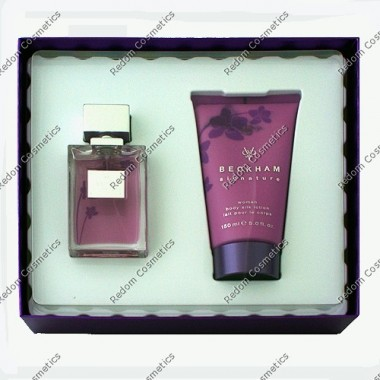 David beckham signature women woda toaletowa 50 ml spray + balsam do ciaŁa 150 ml
