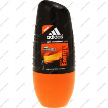 Adidas deep energy dezodorant roll-on 50 ml