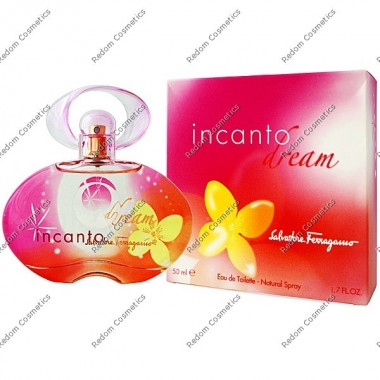 Salvatore ferragamo incanto dream woda toaletowa 50 ml spray