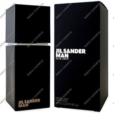 Jil sander sander man woda toaletowa 90 ml spray