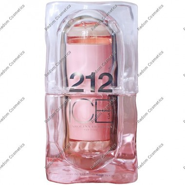 Carolina herrera 212 ice woda toaletowa 60 ml spray