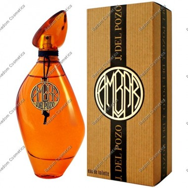 Jesus del pozo ambar woda toaletowa 100 ml spray