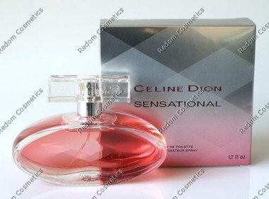 Celine dion sensational woda toaletowa 100 ml spray