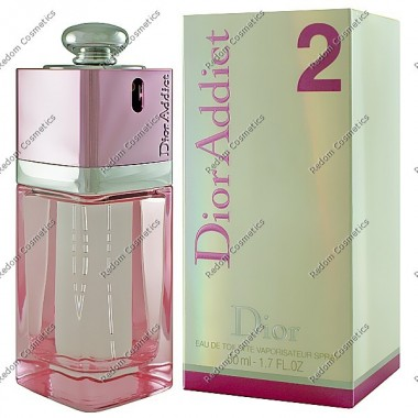 Christian dior addict 2 woda toaletowa 50 ml spray