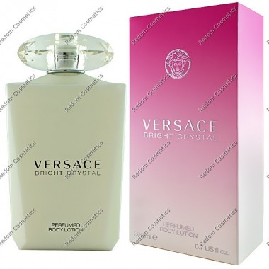 Versace bright crystal balsam do ciaŁa 200 ml