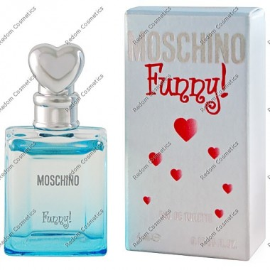 MOSCHINO FUNNY WODA TOALETOWA 4 ML