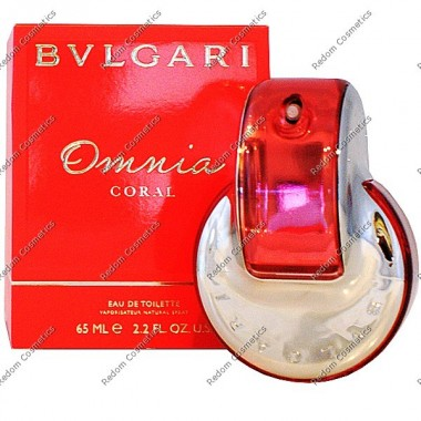 Bvlgari omnia coral woda toaletowa 65 ml spray