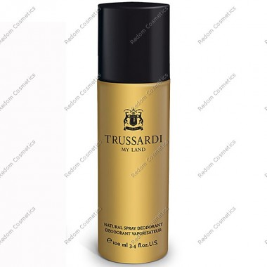 TRUSSARDI MY LAND MEN DEZODORANT 100 ML SPRAY