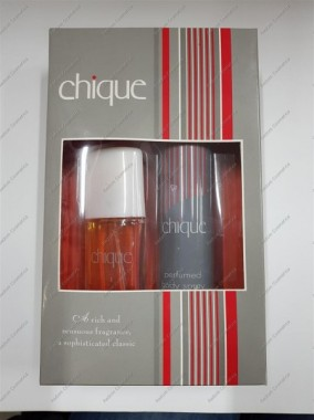 CHIQUE WODA KOLOŃSKA  15 ML SPRAY, DEZODORANT 100 ML SPRAY
