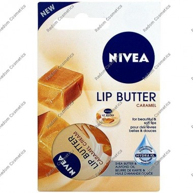 Nivea balsam do ust caramel 19 ml