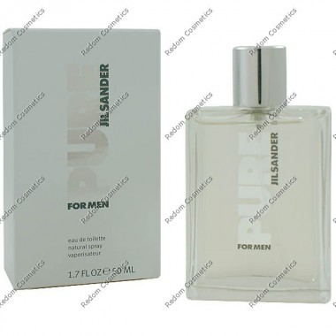 Jil sander pure men woda toaletowa 50 ml spray