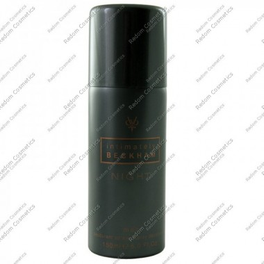 David beckham intimately night men dezodorant 150ml spray