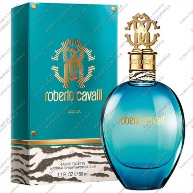 ROBERTO CAVALLI ACQUA WODA TOALETOWA 50ML SPRAY
