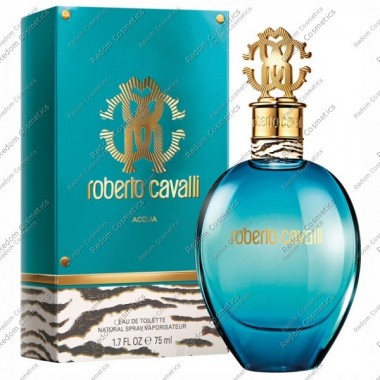 ROBERTO CAVALLI ACQUA WODA TOALETOWA 75ML SPRAY