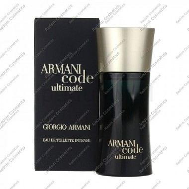 Giorgio armani code ultimate pour homme woda toaletowa 50 ml spray