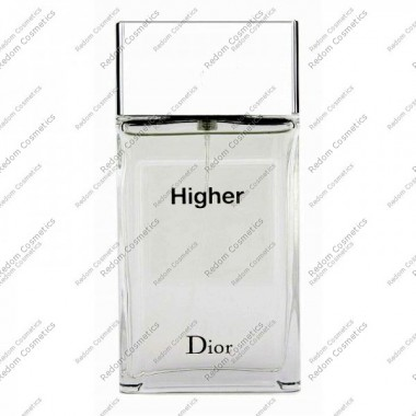 Christian dior higher men woda toaletowa 100 ml spray bez opakowania
