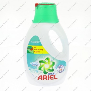 Ariel febreze Żel do prania 1040 ml