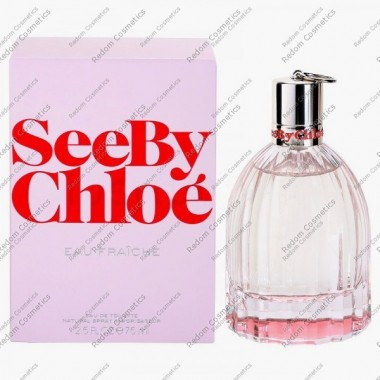 Chloe see by chloe eau fraiche woda toaletowa 75ml spray