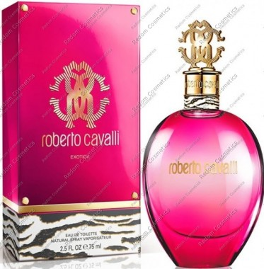 ROBERTO CAVALLI EXOTICA WODA TOALETOWA 75 ML SPRAY