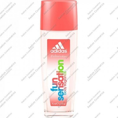 Adidas fun sensation women dezodorant 75 ml atomizer