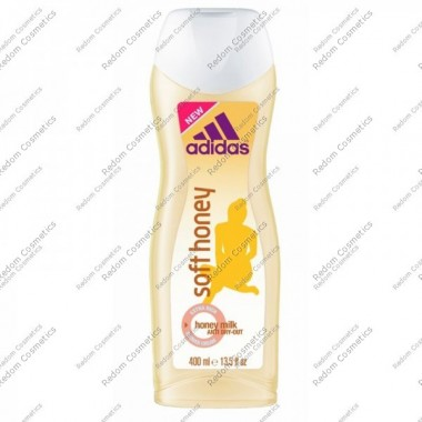 Adidas softhoney Żel pod prysznic 400 ml