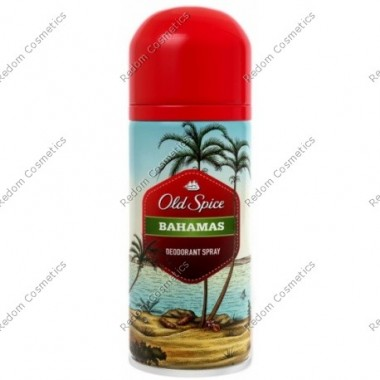 Old spice bahamas dezodorant mĘski 125ml spray