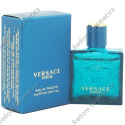 Versace eros man woda toaletowa 5 ml mini
