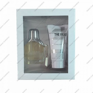 Burberry the beat woda perfumowana 30 ml spray + balsam  50 ml