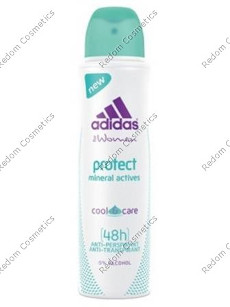 Adidas cool&care protect 48h women dezodorant 150 ml spray