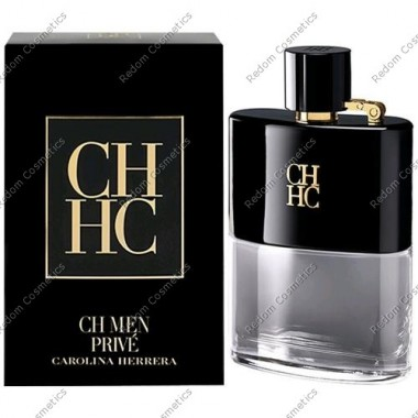 Carolina herrera ch prive men woda toaletowa 100 ml spray