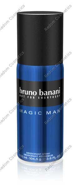 Bruno banani magic men dezodorant 150 ml