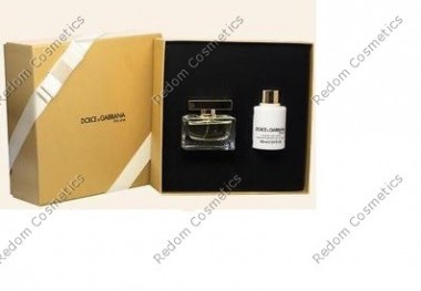 DOLCE & GABBANA THE ONE WODA PERFUMOWANA 50 ML SPRAY + BALSAM DO CIAŁA 100 ML