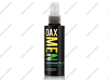 DAX MEN DEZODORANT DO STÓP ANTYPERSPIRACYJNY 150ML SPRAY