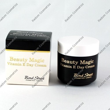 BOND STREET COSMETICS (YARDLEY) BEAUTY MAGIC VITAMIN E DAY CREM 75 ML