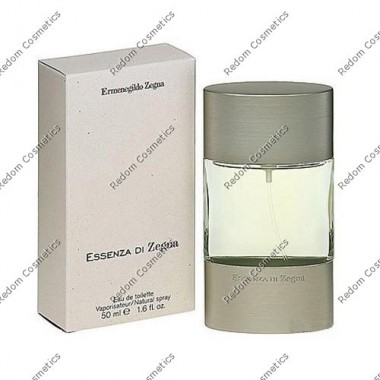 Ermenegildo zegna essenza di zegna woda toaletowa 100 ml spray