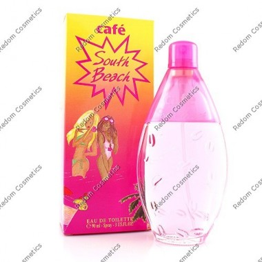 CAFE SOUTH BEACH WODA TOALETOWA 30 ML SPRAY