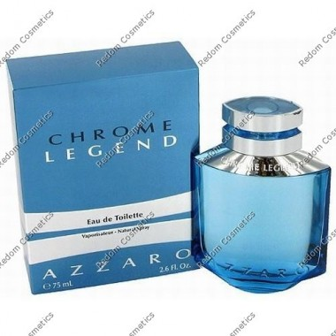 Azzaro chrome legend woda toaletowa 125 ml spray