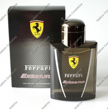 Ferrari black extreme men woda toaletowa 125 ml spray