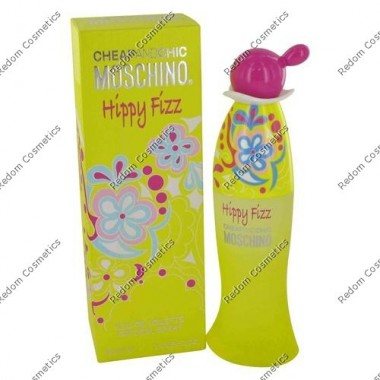 Moschino hippy fizz women woda toaletowa 100 ml spray