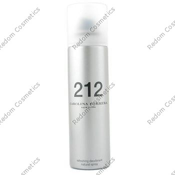 Carolina herrera 212 women dezodorant 150 ml spray